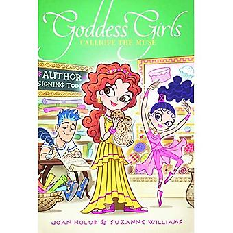 Calliope the Muse (Goddess Girls (Paperback))
