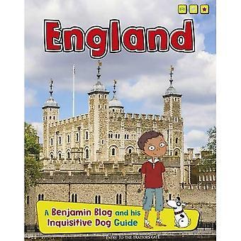 England: Ein Benjamin Blog und seine neugierige Hundeführer (Länder-Guides, mit Benjamin Blog und seine neugierig...
