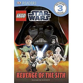 Lecteurs DK: Lego Star Wars: la revanche de la Sith