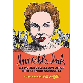 Encre invisible: Histoire d'amour secrète ma mère avec un célèbre caricaturiste!!