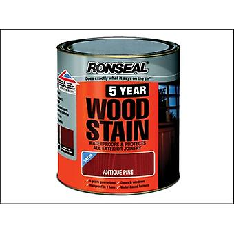 5 YEAR WOODSTAIN ANTIQUE PINE 750 ML