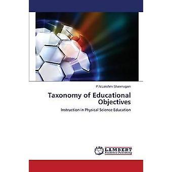 Taxonomi för pedagogiska mål av Hampus s. N. Lakshmi
