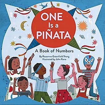 Einer ist ein Pinata: ein Buch von Zahlen