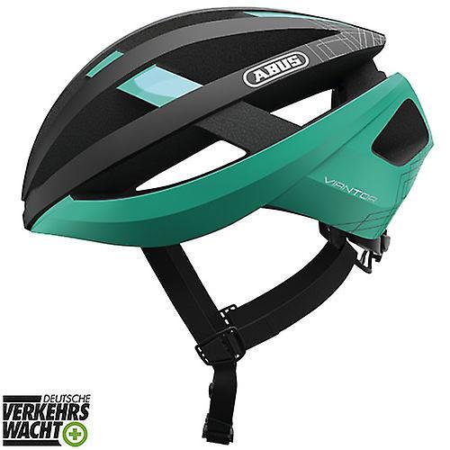 Casque de vélo Abus Vian porte     celeste vert