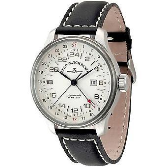 Zeno-watch montre rétro OS + 24 heures 8524-e2