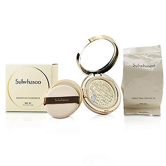 Sulwhasoo Perfecting Cushion Ex SPF50 - # 21 Natural (Pink) - 2x15g/0.5oz
