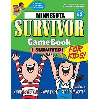 Minnesota Survivor by Carole Marsh - 9780635005441 Book