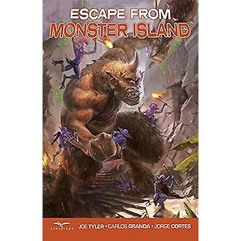 Escape from Monster Island by Joe Brusha - Joe Tyler - Ralph Tedesco