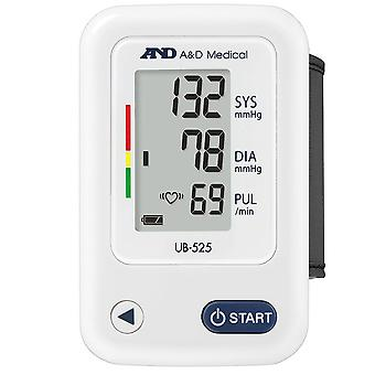 A&D Medical Wrist Blood Pressure Monitor (Model No. UB525)