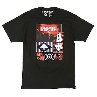Lrg Neon Sign T-Shirt Black