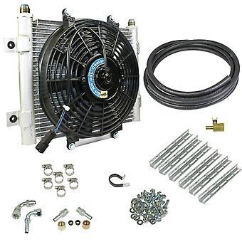 BD Diesel 1030606-5/8 XTRUDED TRANS COOLER