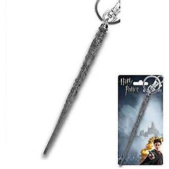 Metall Schlüsselanhänger - Harry Potter - Hermine Wand neue lizenziert 48037