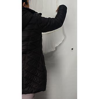 Nancy O'Dell Vest Woven Shirttail Hem w/ Overlay Ivory Womens A421144