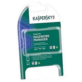 Kaspersky lab kaspersky password manager 1 license for 1 year medialess (english)