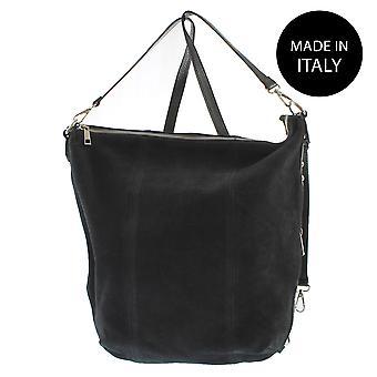Handbag made in leather 80006