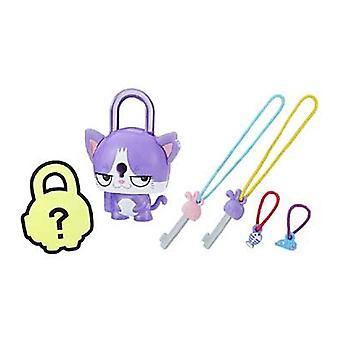Lock Stars Purple Cat Serie 1