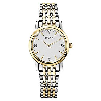 Bulova Clock Woman Ref. 98P115_US
