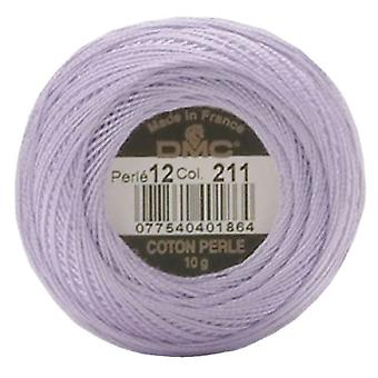 Dmc Pearl Cotton Balls Size 12  141 Yards Light Lavender 116 12 211