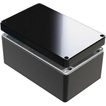 Universal enclosure 260 x 160 x 120 Aluminium Blue Deltron Enclosures 487-261612E 1 pc(s)