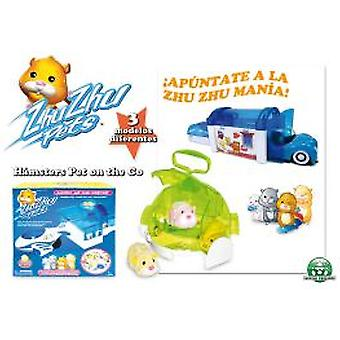 Giochi Preziosi Zhu Zhu Pet On The Go- Hotel, Aerp.o Pol.