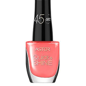 Astor Breve & Shine Nail Polish (Donna , Make Up , Unghie , Smalti Unghie)