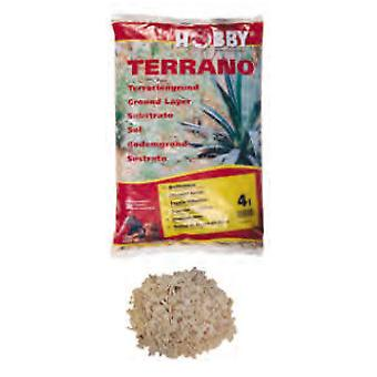 Hobby Terrano Beech Chips 4 L (Reptiles , Beds and Hammocks)