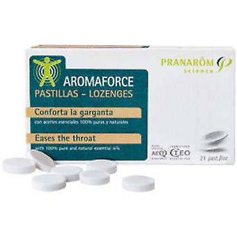 Pranarom Aromaforce 21Comp piller.