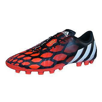 Adidas fotboll stövlar Predator instinkt AG Mens knapar - svart