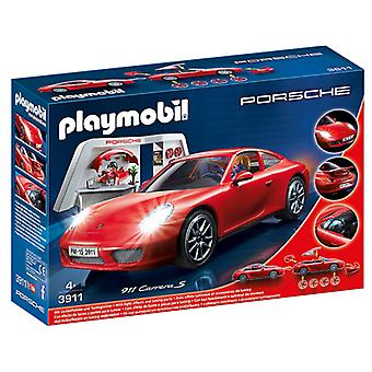Playmobil Porsche 911 Carrera S (Toys , Dolls And Accesories , Miniature Toys , Vehicles)