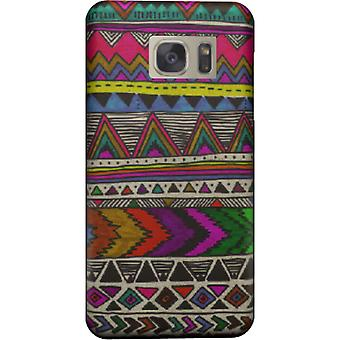 Tribal-001 cover for Galaxy S6 Edge