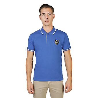 Oxford University Polo Männer blau