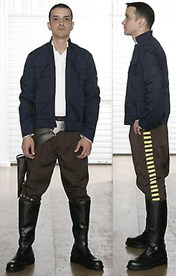 Star Wars Han Solo Costume - Empire Strikes Back Replica - Best on the Web