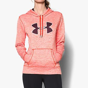 Under Armour storm fleece big logo Hoodie twist ladies 1263537
