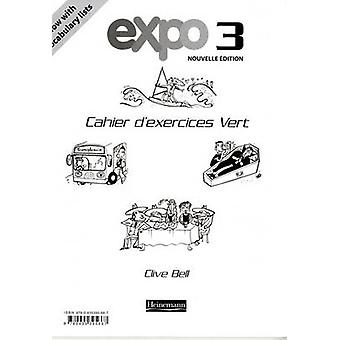 Expo 3 Vert Workbook Pack of 8 New Edition