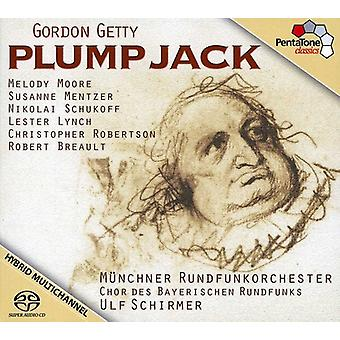 G. Getty - Gordon Getty: Buttet Jack [SACD] USA import