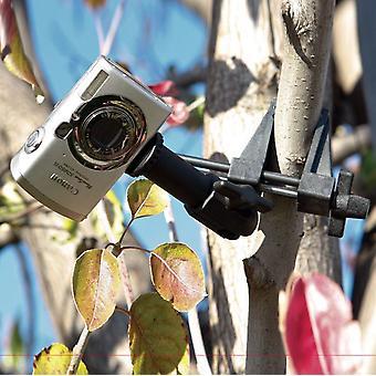 Жира Gecko тисков Маунт - жесткой ручки на любой объект - руки бесплатные видео - зеркалок и т.д. - DDMOUNT-ТИСКИ