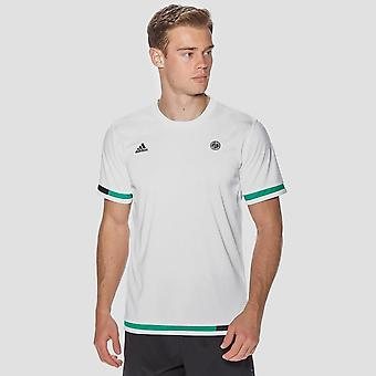adidas Roland Garros Men's Tennis Polo Shirt