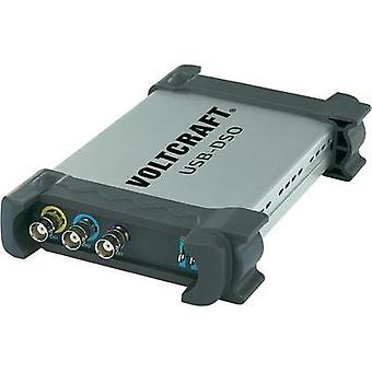 USB Oscilloscope VOLTCRAFT DSO-1082 USB 80 MHz 2-channel