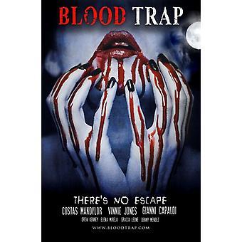Blood Trap [Blu-ray] USA import