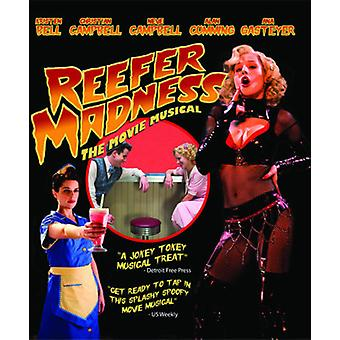 Reefer Madness: The Movie Musical [Blu-ray] USA import