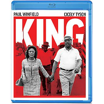 King: Martin Luther King Story [BLU-RAY] USA import