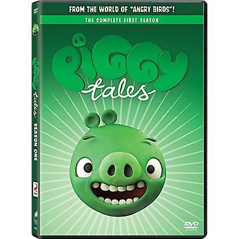 Piggy Tales: Säsong 1 [DVD] USA import