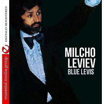 Milcho Leviev - Blue Levis [CD] USA import