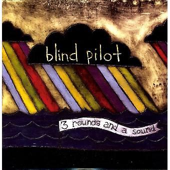 Blinde Pilot - 3 runder & en lyd [Vinyl] USA import