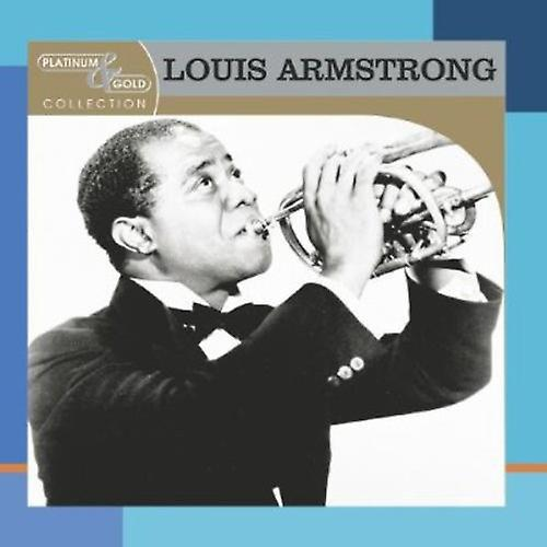 Louis Armstrong - Platinum & Gold Collection [CD] USA import