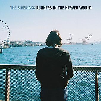 The Sidekicks - Runners in the Nerved World [CD] USA import