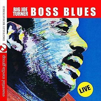 Big Joe Turner - Boss Blues: Live [CD] USA import
