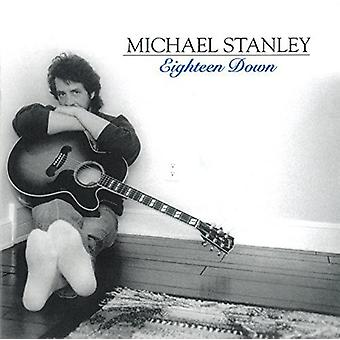 Michael Stanley - atten ned [CD] USA import