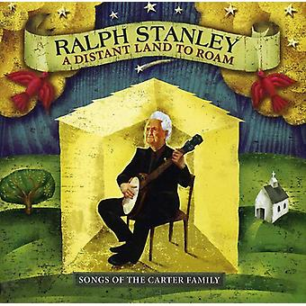Ralph Stanley - fjernt Land at roame [CD] USA import