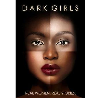 Mørke piger [DVD] USA importerer